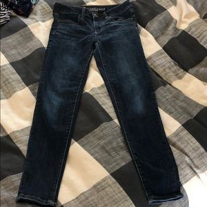 American Eagle High Rise Jegging Jeans Size 4R